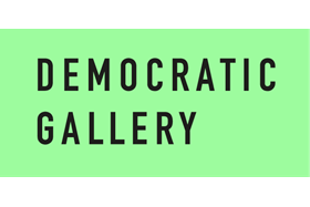 Democratic Gallery logo