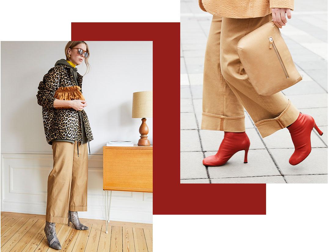 Höstmode 2019 – kläder|färger|skor|modet för dam och herr
