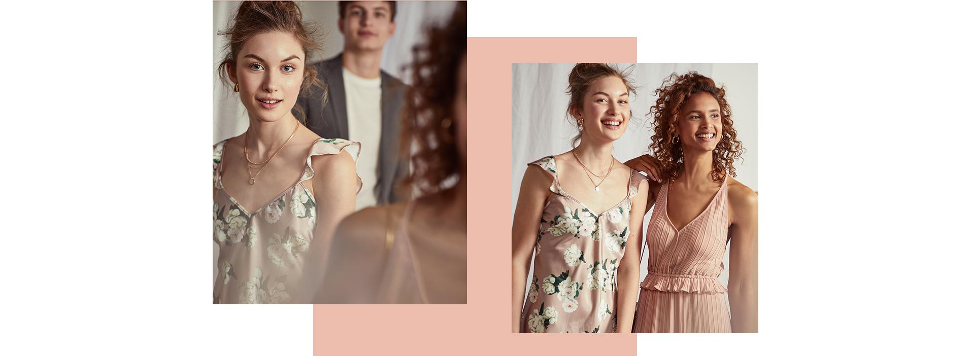 6d654a965519 För att göra det lite enklare att välja kläder till bröllop så har vi  samlat massor av stilinspiration till bröllopsgästen. Have a look!