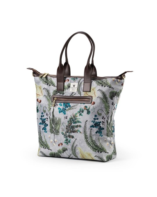 Elodie Details Diaper Bag-forest Flora Green Pattern