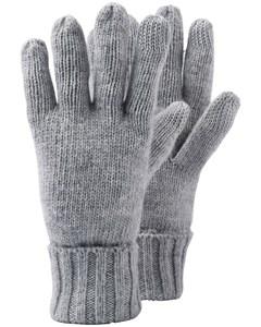Heden Gloves Grey Melange