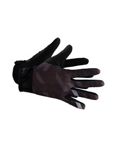 Bike  Lf Glove Jr Black 158/164