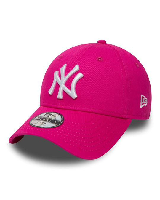 New Era K 940 Mlb League Basic Neyyan Hpink