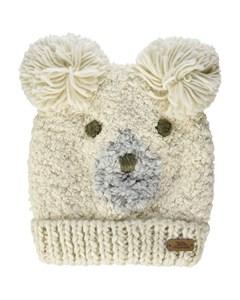 Trespass Childrens/kids Polar Bear Knitted Hat