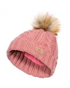 Trespass Girls Ashleigh Bobble Hat