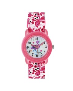 Regal Kinder Horloge Met Roze Band