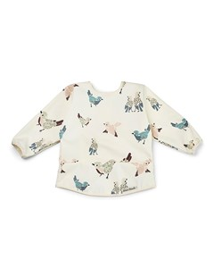 Feathered Friends Big Bib Multi