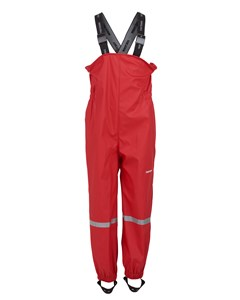 Kids High Rainpant Chili Pepper