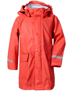 Makrill Kids Coat Paprika