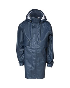 Junior Pu Parka Blue Nights