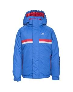 Trespass Boys Propell Hooded Touch Fastening Weatherproof Ski Jacket