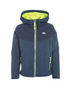 Trespass Boys Bieber Hooded Fleece Jacket