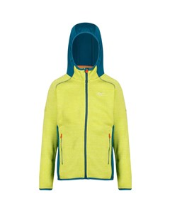 Regatta Childrens/kids Dissolver Ii Hooded Fleece