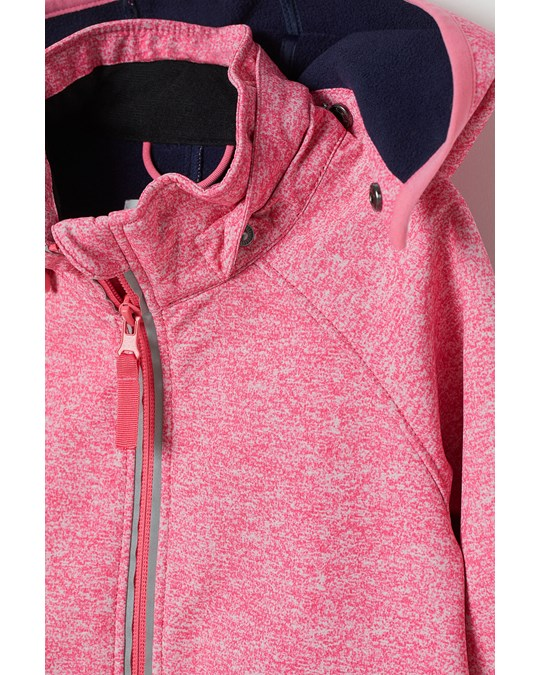 H&M Softshell Jacket Pink