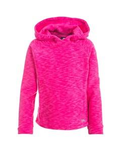 Trespass Childrens Girls Moonflow Hooded Fleece