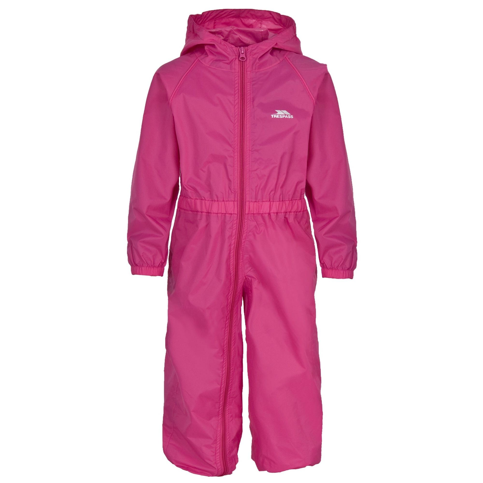 Regatta Great Outdoors Kids Charco Waterproof Rain Suit