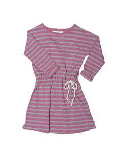 Petra Dress Winter Pink Grey