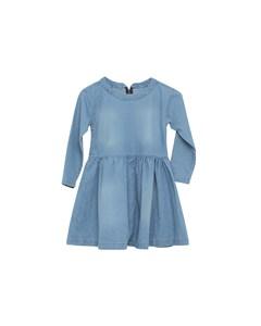 Rowen Dress Blue