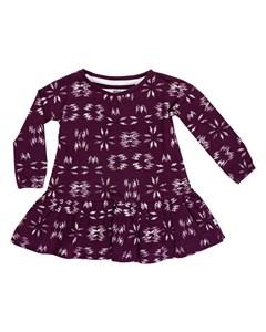 Isa Dress Purple