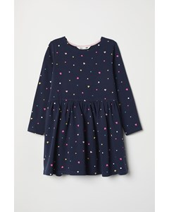 Linnea Long Sleeve Dress Blue