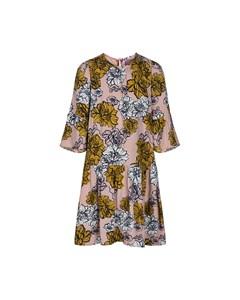 Dress Wallpaper Flowers Rose Smoke