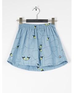 Em Tanni Skirt Kids Swan Friends Blue