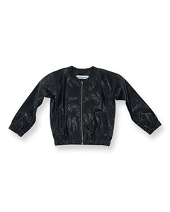 Betty Jacket Black Faux Leather