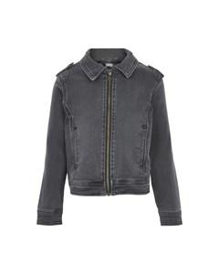 Jacket Denim Grey Denim