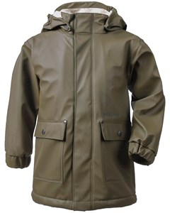 Ekholm Kids Coat Peat