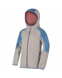 Regatta Great Outdoors Childrens/kids Teega Reflective Waterproof Hooded Jacket