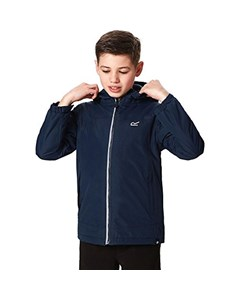 Regatta Childrens/kids Hurdle Ii Hooded Jacket