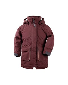 Ronne Kids G Parka Old Rust