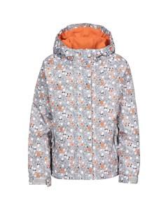 Trespass Childrens Girls Hopeful Waterproof Rain Jacket