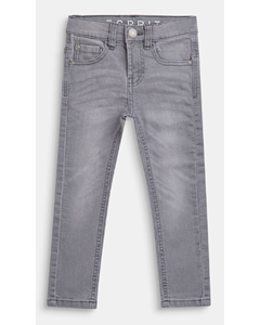 Denim Pants Per B 266-mid Grey Denim