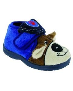 Mirak Bungle Childrens Touch Fastening Slipper / Boys Slippers / Childrens Slippers