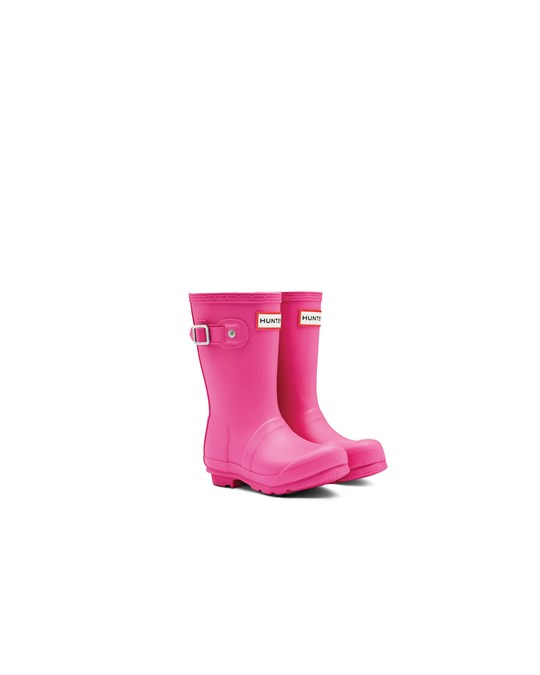 Hunter Hunter Original Kids Little Fuchsia