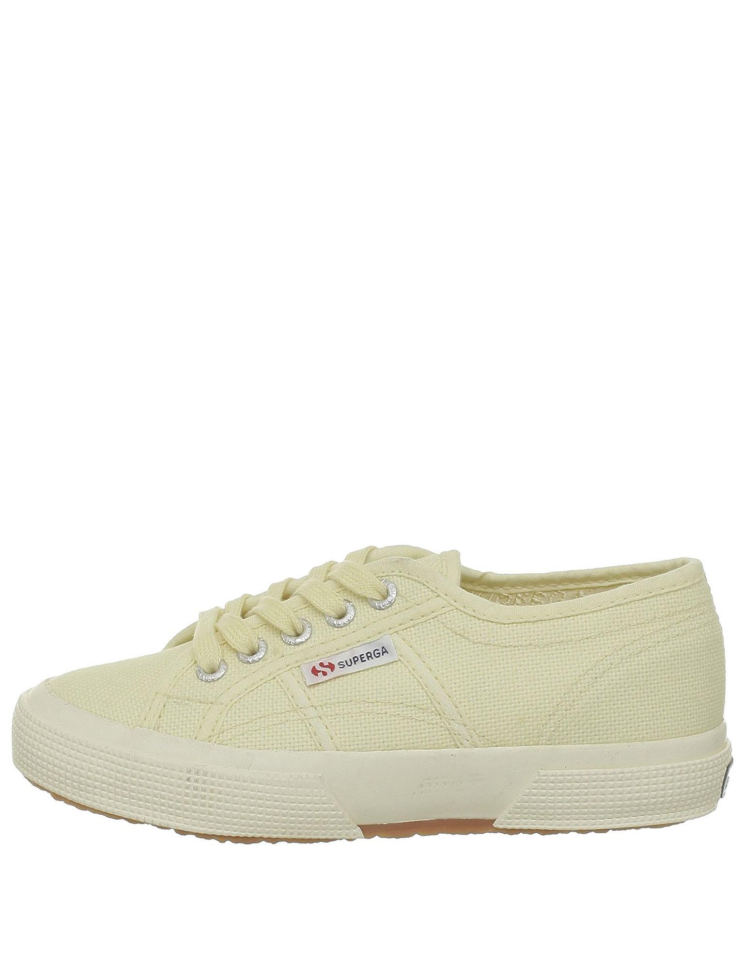 0fec355e87a8 Superga Kids 2750 Jcot Classic Sneakers Beige - Superga girls  low-top  sneakers by