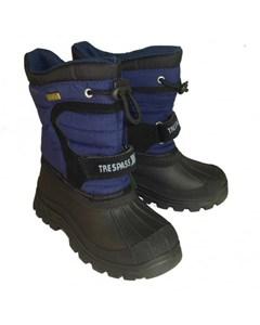 Trespass Kids Unisex Kukun Pull On Winter Snow Boots
