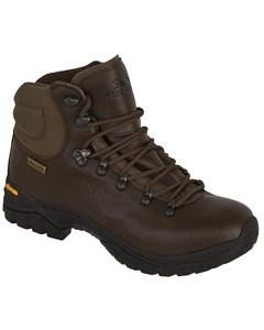 Trespass Walker Youths Boys Waterproof Leather Walking Boots