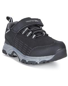 Trespass Childrens/kids Harrelson Low Cut Hiking Trainers