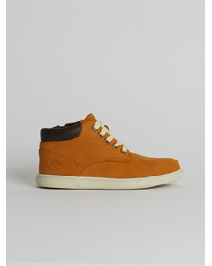 Groveton Leather Chukka