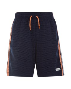 Mesh Court Short Obsidian