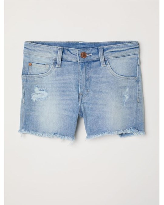 H&M Shorts Mango Blue