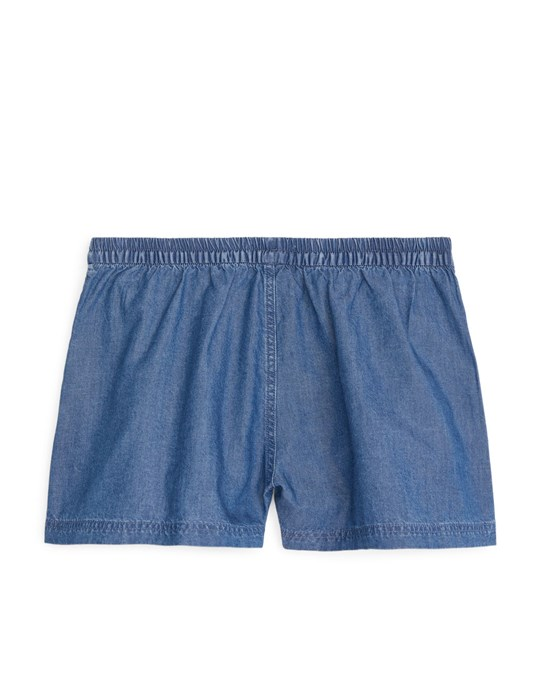 Arket Shorts Blue