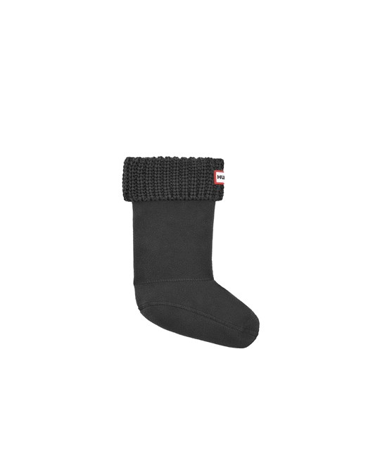 Hunter Hunter Kid Half Cardig Boosock  Black