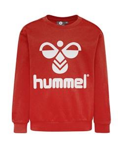 Hmldos Sweatshirt Flame Scarlet