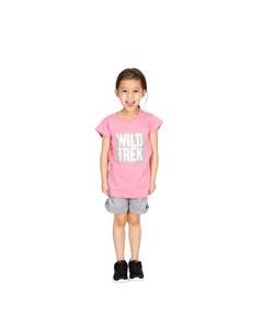 Trespass Childrens Girls Arriia Short Sleeve T-shirt