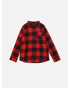 Olavi Plaid Jr L/s Shirt Regular Fi