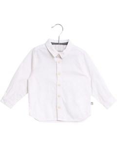 Shirt Pelle Ls 0364 White