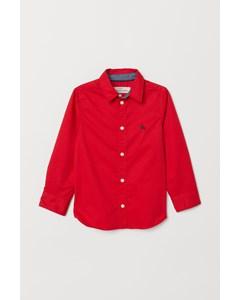 Princeton Shirt Red